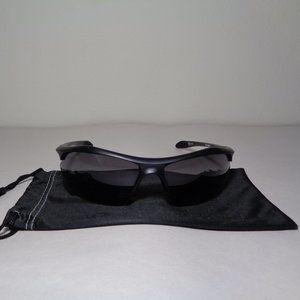 Under Armour ZONE XL Satin Black New Sunglasses